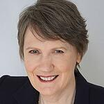 Helen Clark press photo - high res