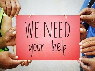 we need your help hubspot blog